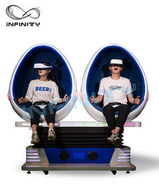 Machine de Playstation de chaise de simulateur du cinéma du parc d'attractions d'INFINI 9D VR/VR pour des adultes